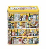 Emma Bridgewater Larder Shelves tall storage tin.