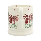 Emma Bridgewater Joy Trumpets 'Joy'  1/2 Pint Mug
