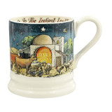 Emma Bridgewater Nativity Scene  1/2 Pint Mug