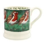 Emma Bridgewater Robin in the Green  1/2 Pint Mug