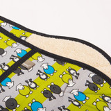 herdy Herdy & Sheppy oven glove, made in Europe.