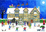 Alison Gardiner Christmas at the Old Town House Advent Calendar