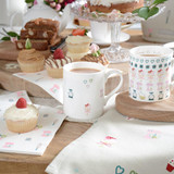 Sophie Allport bone china Baking mug boxed.