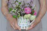 Sophie Allport Green Fingers Mug boxed