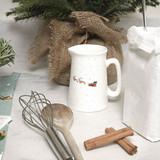 Sophie Allport Home for Christmas Small and Medium Jug boxed