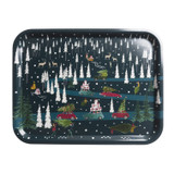 Sophie Allport Home for Christmas Large Birch Tray