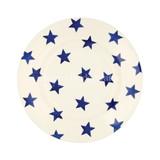 Blue Star 8 1/2 inch plate