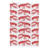 Thornback & Peel Lobster 100% Cotton Tea Towel