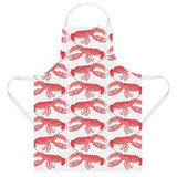 Thornback & Peel Lobster 100% Cotton Apron