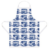 Thornback & Peel Teacup 100% Cotton Apron