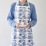 Thornback & Peel Teacup 100% Cotton Apron
