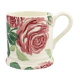 Pink Roses 1/2 Pint Mug