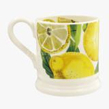 Emma Bridgewater Vegetable Garden Lemons Half Pint Mug. Handmade in England.