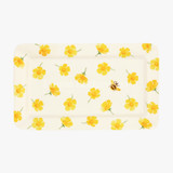 Emma Bridgewater Buttercup Scattered Oblong Plate. Handmade in England.