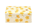 Buttercup Rectangular Tin