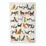 Emma Bridgewater 100% Cotton Dogs Tea Towel