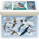Emma Bridgewater Bird Families Rectangular Caddy Tin
