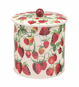 Emma Bridgewater Strawberries Biscuit Barrel