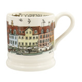 Emma Bridgewater Copenhagen Half Pint Mug. Made in England