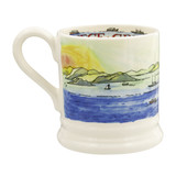 Emma Bridgewater Greece Half Pint Mug. Made in England