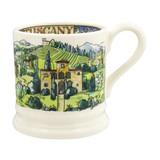 Emma Bridgewater Tuscany Half Pint Mug. Made in England