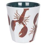 Lobster Melamine Cup