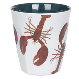 Lobster Melamine Cup