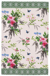 Madame Butterfly 100% Cotton tea towel by Ulster Weavers.