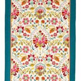 Bountiful Floral 100% Cotton tea towel by Ulster Weavers.