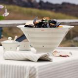 Susie Watson pottery Honey Bees Salad Bowl