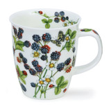 Fine bone china Nevis Wild Fruits Blackberry Mug