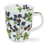 Fine bone china Nevis Wild Fruits Blackberry Mug