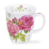 Fine bone china Nevis Floral Sketch Rose Mug
