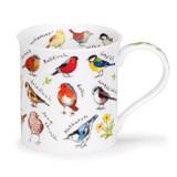 Dunoon Bute Birdlife Garden Birds Mug