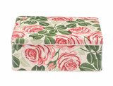 Emma Bridgwater Pink Rose Rectangular Tin