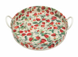 Emma Bridgewater Vegetable Garden Strawberries Large Steel Tray