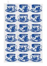 Thornback & Peel Tea Cup 100% Cotton Tea Towel