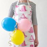 Thornback & Peel Jelly & Cake 100% Cotton Apron