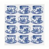 Thornback & Peel Tea Cup 100% Cotton Napkins - Set of 4