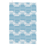 Thornback & Peel Sardine 100% Cotton Tea Towel