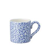 Burleigh Dark Blue Felicity Half Pint Mug