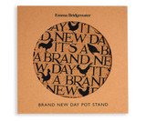 Emma Bridgewater Rise & Shine Brand New Day Cork Pot Stand