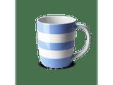 Cornishware 12 oz tapered mug - Blue