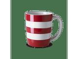 Cornishware 12 oz tapered mug - Red