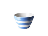 Cornishware Blue Striped Pudding Basin - Blue