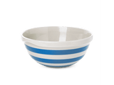Cornishware Blue Striped Mixing Bowl