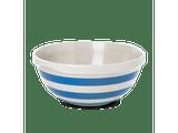 Cornishware Blue Striped Mixing Bowl - blue