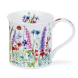 Dunoon Bute Floral Haze Multi Mug
