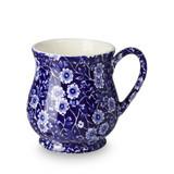 Blue Calico Sandringham Mug