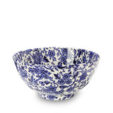 Burleigh Blue Arden Medium Footed Bowl
